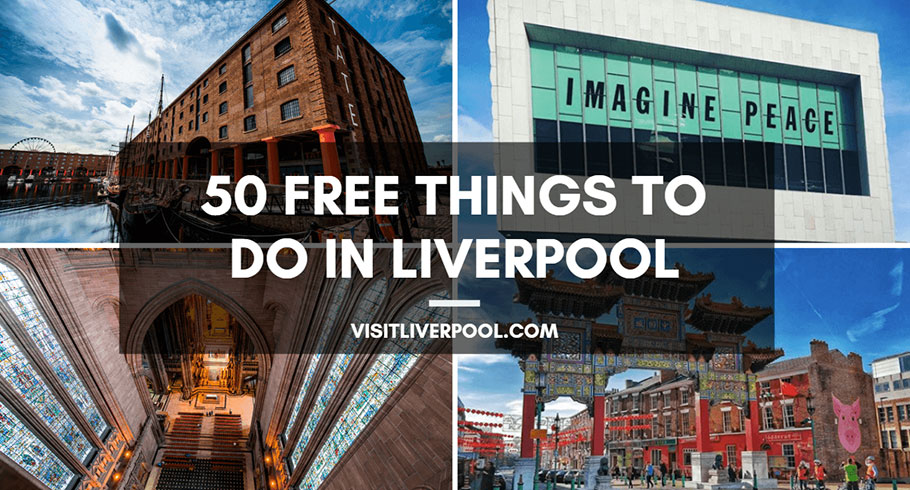 things to do in liverpool for free