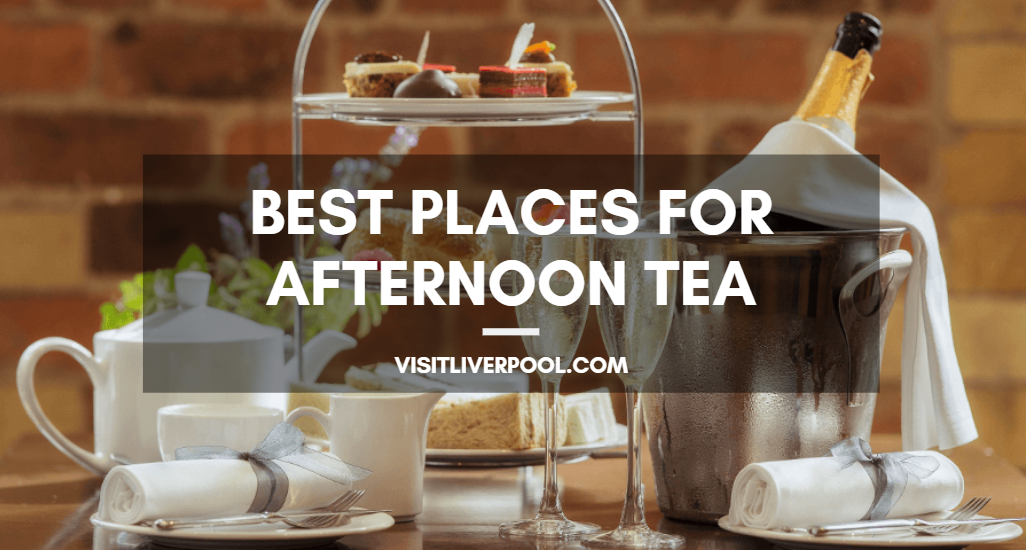 Afternoon tea at Hope Street Hotel