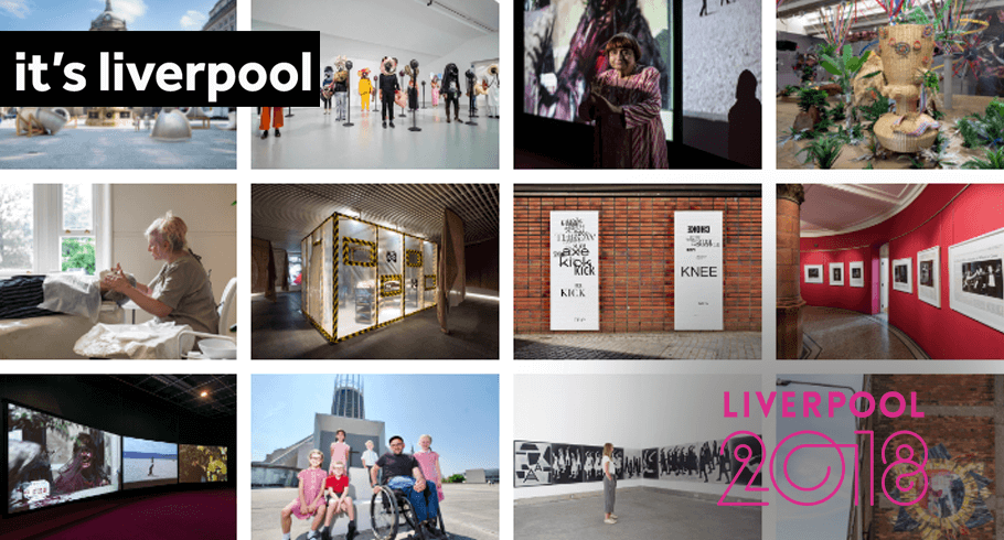 The commissions of Liverpool Biennial 2018