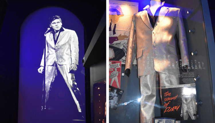 Billy fury in the British Music Experience