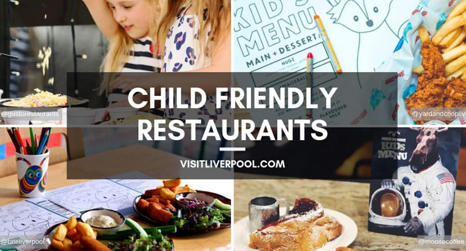 4f4d257e Finding somewhere to eat when you're out and about with the kids can often  be a bit of a stress, so to make your visit to Liverpool a bit easier, ...