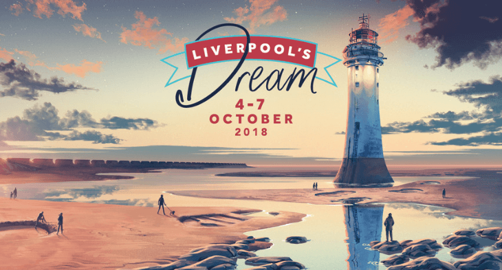 Liverpool's Dream - Giant Spectacular 2018 graphic