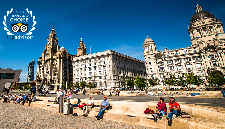 Liverpool named third-best UK City in Travellers Choice Awards