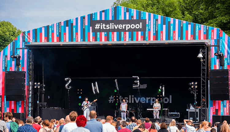 LIMF Stages its liverpool
