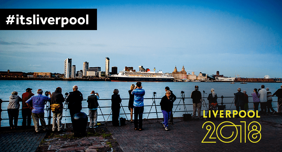 in 2018, Liverpool will celebrate its 10 year anniversary since being European City of Culture.