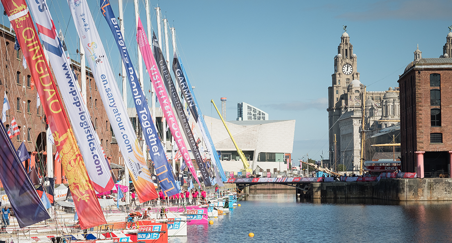 The Clipper Race will return to Liverpool in 2018 - IMG by Pete Carr