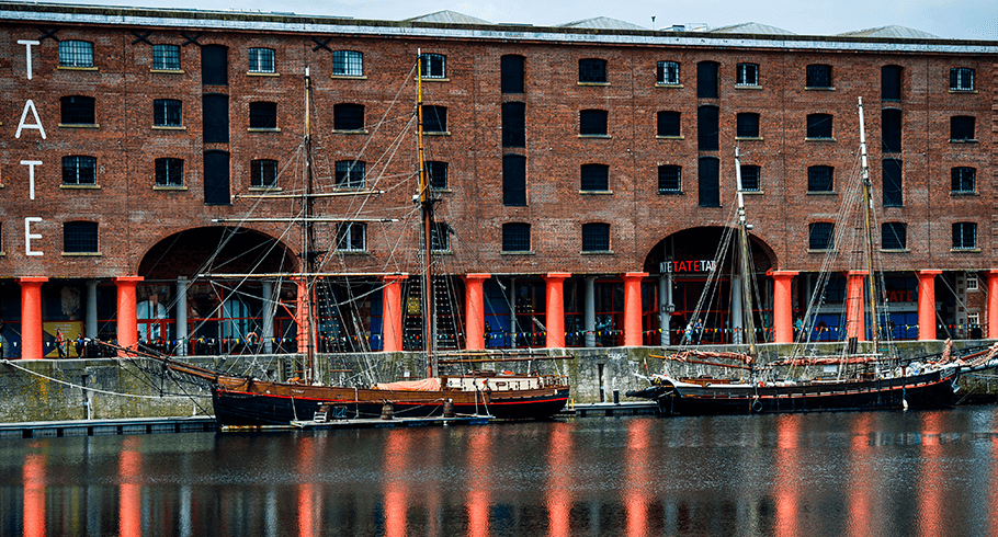 Tate Liverpool will celebrate 30 years since opening at the Albert Dock