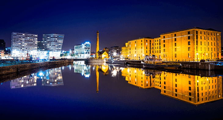 the Albert Dock will host Vintage on the Dock