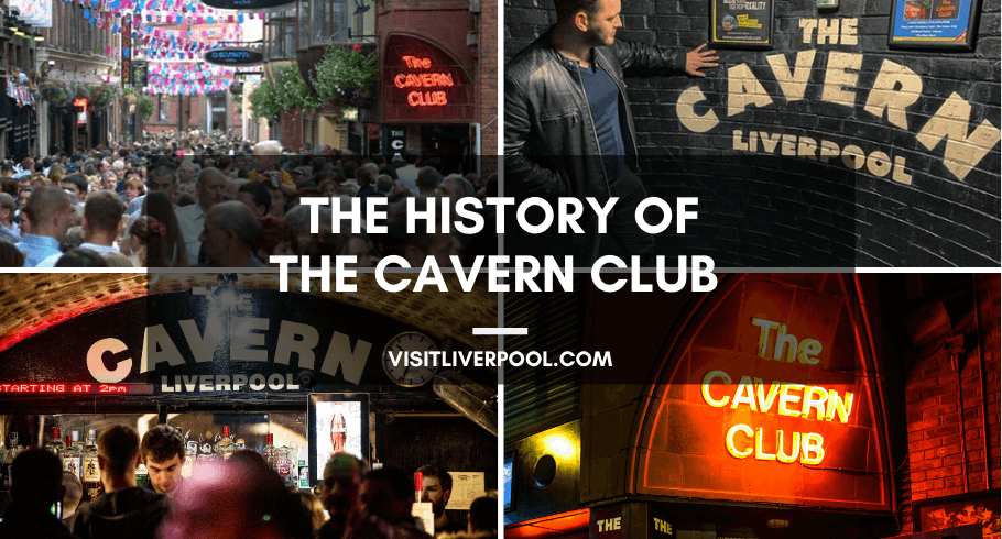 Images of the Cavern through the decades