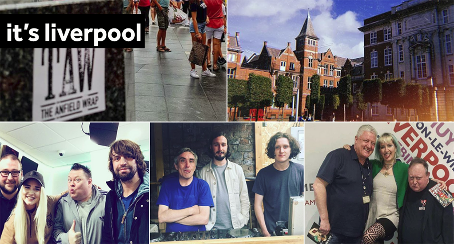 Earphones In: The Top 5 Liverpool Podcasts - Visit Liverpool