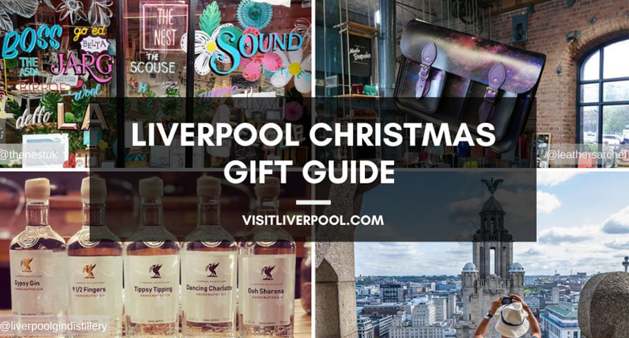 Liverpool Christmas Gift Guide Visit Liverpool