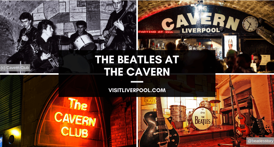 Available in 5 Sizes Poster Beatles Venue Liverpool The Cavern Club 1