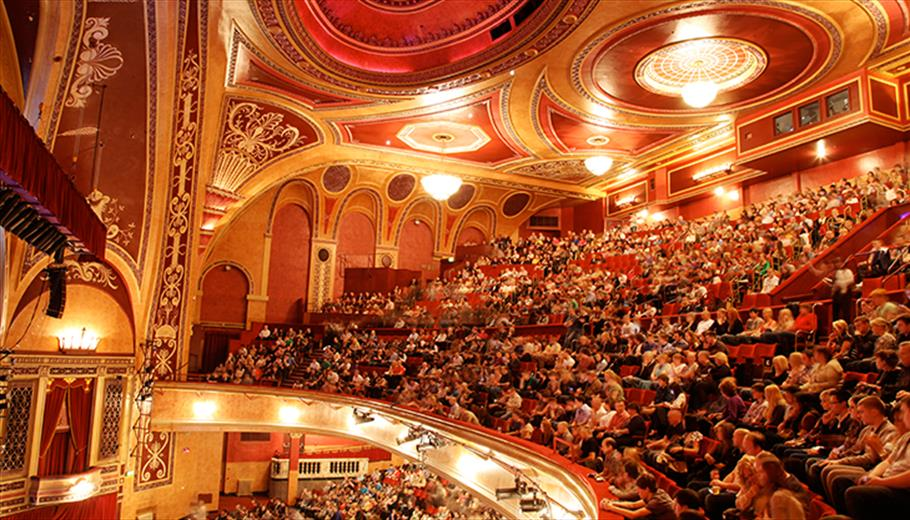 Liverpool theatres – find shows, events and buy theatre tickets in.