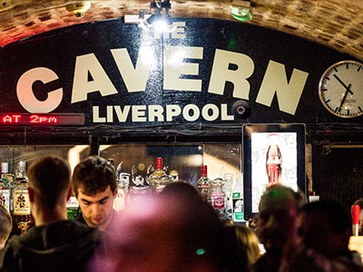 Back at the Cavern