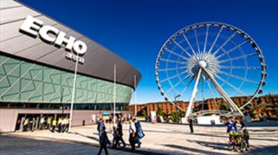 Thumbnail for Echo Arena & Exhibition Centre Liverpool Events
