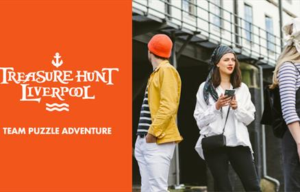 Treasure Hunt Liverpool