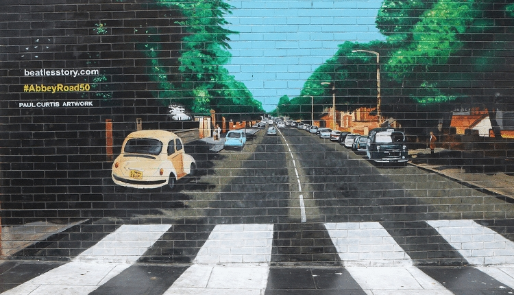 Paul McCartney Recreates Iconic 'Abbey Road' Album Cover in Fun ... | 430x750