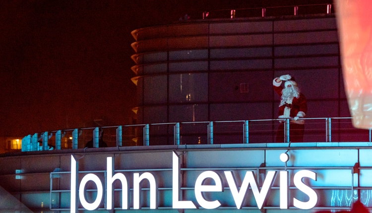 john lewis liverpool one department store in liverpool city