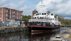 *TEMPORARILY SUSPENDED* Manchester Ship Canal Cruises