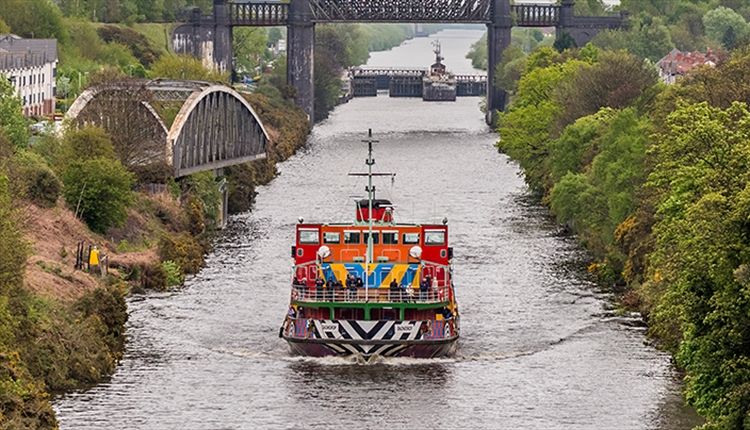 Manchester Ship Canal Cruises