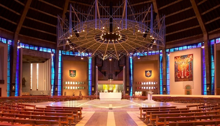 Image result for metropolitan cathedral liverpool