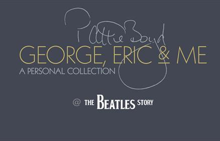 Pattie Boyd: George, Eric & Me