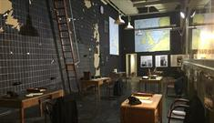 Western Approaches Map Room