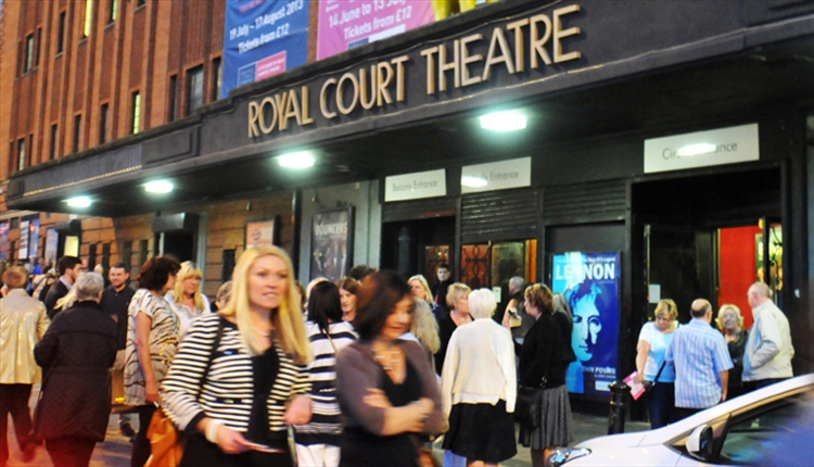 Royal Court Liverpool