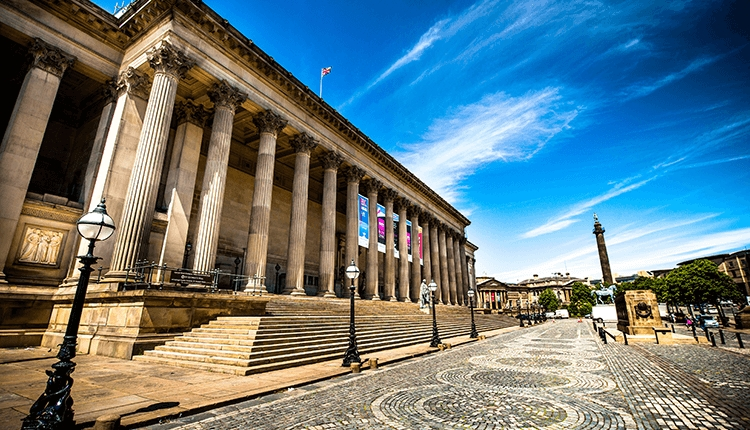 *TEMPORARILY CLOSED* St George's Hall