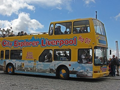 City Explorer Liverpool
