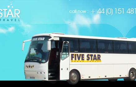 Five Star Group Travel logo