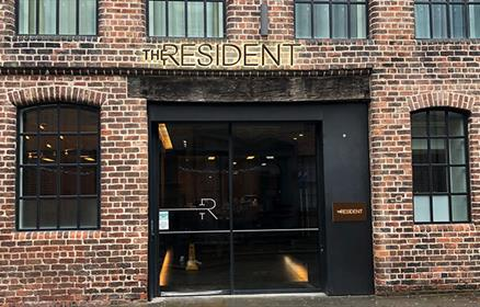The Resident Entrance