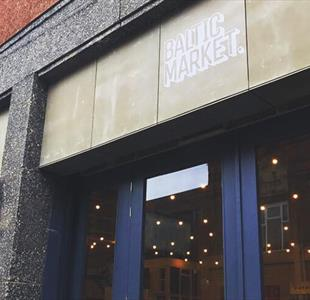 Finally, Baltic Market is here to make our weekends that bit tastier.