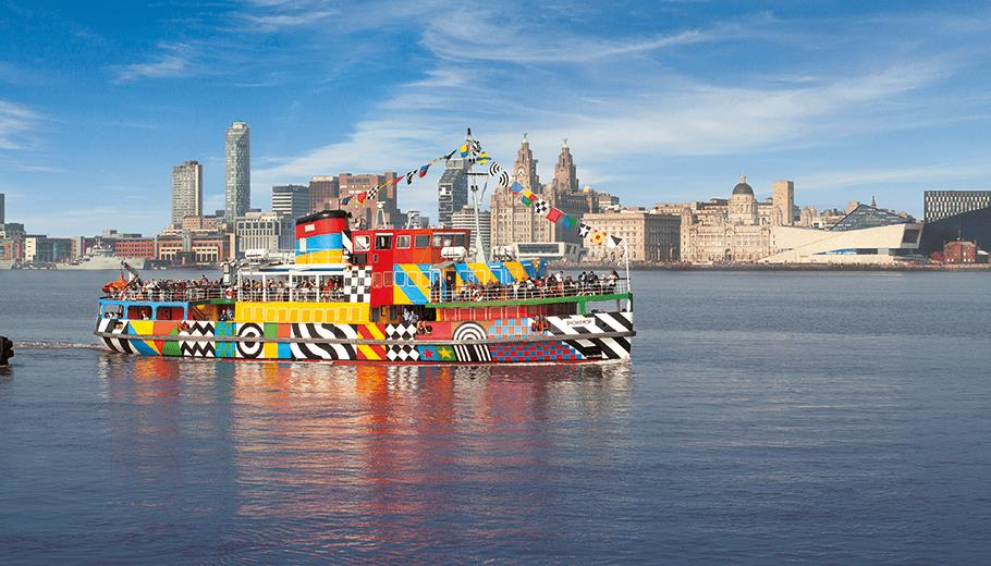 Buy tickets for Liverpool attractions