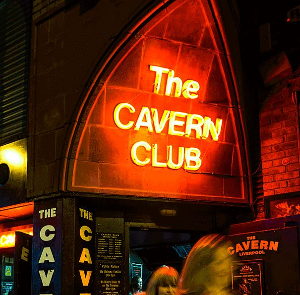 Cavern Club Exterior - A Story of the Cavern Club's History