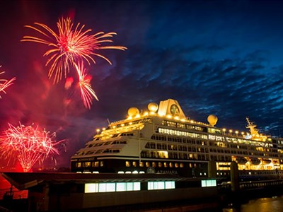 Liverpool Cruise Terminal 10th Birthday Celebrations