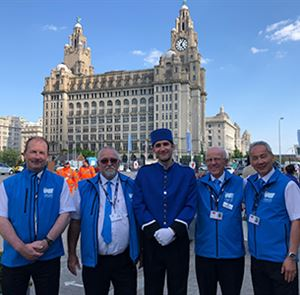 Making Waves: Meet the People Behind Liverpool Cruise Terminal 🛳