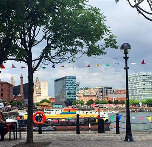 Are you ready to discover the Albert Dock?
