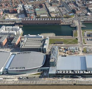 Exhibition Centre Liverpool set to open with a bang!