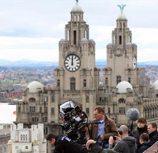 Filming in Liverpool for Fantastic Beasts and Where to Find Them