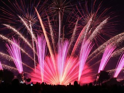 The British Musical Fireworks Championship is the only competition of its kind in the UK. It's no ordinary firework display; over three nights spectators will see some of the best pyrotechnic companies battle it out to be the winner.