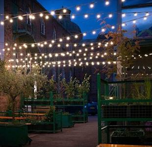 OK, we're going to let you into a little secret. We've got a new favourite part of Liverpool. It's got places to eat and drink, it's tucked away and hidden and *whispers* there's an awesome garden for the summer.