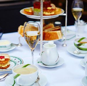 The Best Places for Afternoon Tea in Liverpool
