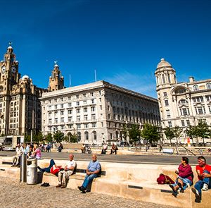 Liverpool voted third-best UK city in TripAdvisor Travellers Choice Awards