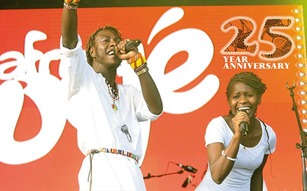 Thumbnail for AFRICA OYÉ 22 - 23 JUNE