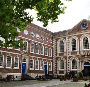 We find out what's new at The Bluecoat and discover their most treasured spots, in a building with many to choose from.