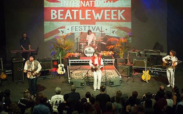 Thumbnail for International Beatleweek 23 - 27 August