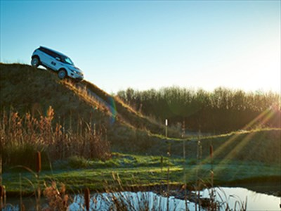 Thumbnail for Land Rover Experience Halewood