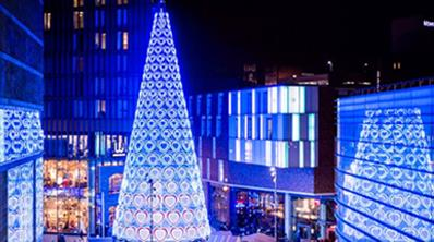 The most wonderful time of the year is upon us - and it's time to get Christmassy in Liverpool.