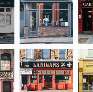 Liverpool Shop Fronts